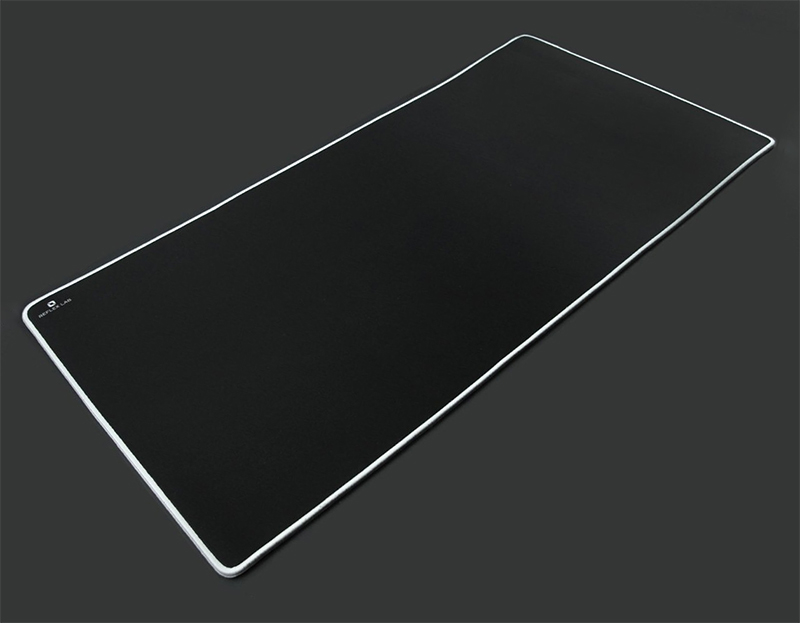 The best extended mouse pad we could find for comfort is the Reflex Lab Pro 36 Heavy.